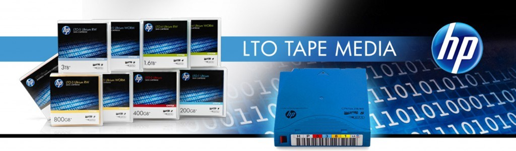 LTO 1, LTO 2, LTO 3, LTO 4 , LTO 5 Data Tapes and Cleaning Cartridges