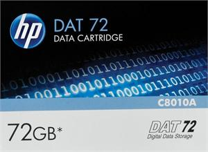 HP DDS-5 DAT72 Data Tape - C8010A