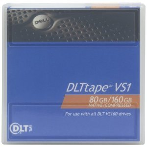 Dell DLT VS1 VS160 Data Cartridge - 0P5639