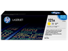 HP Brand 121A C9702A Yellow Laserjet Toner Cartridge