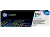 HP Brand 822A (C8551A) Cyan Original LaserJet Toner Cartridge