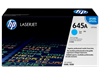 Genuine HP Brand 645A (C9731A) LaserJet Cyan Print Cartridge