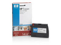 HP TRAVAN 7GB/14GB Data Tape Cartridge - C4436A