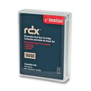 Imation RDX Internal Hard Drive Disk Cartridge 160GB Part # 26607