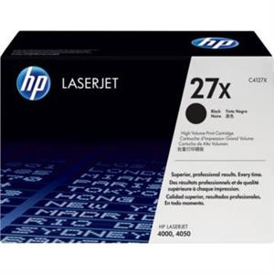 Genuine HP Brand C4127X 27X LaserJet Toner Cartridge