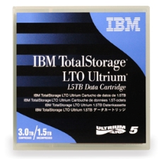 IBM LTO-5 1.5TB/3.0TB Ultrium Data Tape Cartridge - 46X1290