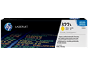 HP Brand 822A (C8552A) Yellow Original LaserJet Toner Cartridge
